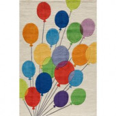 Momeni Caprice Collection Multi 2 ft. x 3 ft. Area Rug