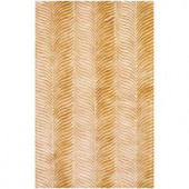 BASHIAN Greenwich Collection Tiger Tones Gold 2 ft. 6 in. x 8 ft. Area Rug