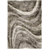 Chandra Flemish Ivory/Taupe 7 ft. 9 in. x 10 ft. 6 in. Indoor Area Rug