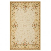 Home Decorators Collection Melody Beige 5 ft. 3 in. x 8 ft. 3 in. Area Rug
