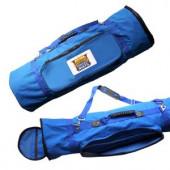 Fireside Patio Mats Blue Mat Carry Bag with Adjustable Shoulder Strap for 6 ft. x 9 ft. Mats