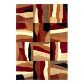 Kas Rugs Earth Patchwork Sienna 2 ft. x 3 ft. Area Rug