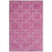 Safavieh Chatham Pink 2 ft. x 3 ft. Area Rug