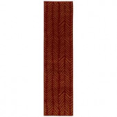 Oriental Weavers Camille Sable Red 1 ft. 10 in. x 7 ft. 6 in. Runner