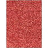 Chandra Gems Red/Purple 5 ft. x 7 ft. 6 in. Indoor Area Rug
