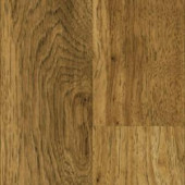 TrafficMASTER Eagle Peak Hickory 8 mm Thick x 7-19/32 in. Wide x 50-25/32 in. Length Laminate Flooring (21.44 sq. ft. / case)