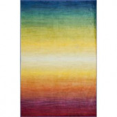 Loloi Rugs Lyon Lifestyle Collection Rainbow 5 ft. 2 in. x 7 ft. 7 in. Area Rug