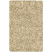 Chandra Core Shag Off White 5 ft. x 7 ft. 6 in. Indoor Area Rug