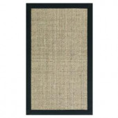 Home Decorators Collection Freeport Sisal Coast and Black 12 ft. x 15 ft. Area Rug