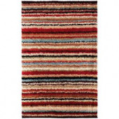 Artistic Weavers Epping Red 1 ft. 11 in. x 3 ft. 3 in. Area Rug