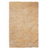 Home Decorators Collection Glitzy Gold 1 ft. 9 in. x 2 ft. 10 in. Area Rug
