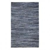 Home Decorators Collection Denim Natural Blue 8 ft. x 10 ft. Area Rug
