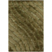 Chandra Scandia Taupe/Gold 5 ft. x 7 ft. 6 in. Indoor Area Rug