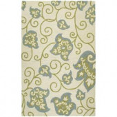 Kaleen Carriage Columbia Ivory 2 ft. x 3 ft. Area Rug