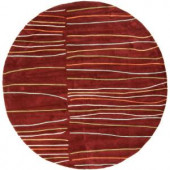Artistic Weavers Quinlan Moss 8 ft. Round Area Rug