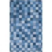 Artistic Weavers Coso Blue 5 ft. x 8 ft. Area Rug