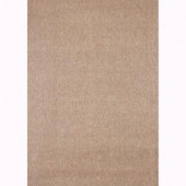 Natco Heavy Traffic Natural 6 ft. x 8 ft. Area Rug