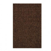 Home Decorators Collection Jolly Shag Brown 2 ft. x 3 ft. Area Rug