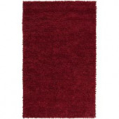 Artistic Weavers Carson Red 5 ft. x 8 ft. Area Rug