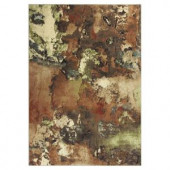 Kas Rugs Abstract Art Beige/Ivory 2 ft. 2 in. x 3 ft. 7 in. Area Rug