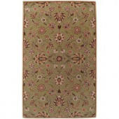 Artistic Weavers Manchester Gold Wool 3 ft. 3 in. x 5 ft. 3 in. Area Rug