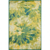 Loloi Rugs Lyon Lifestyle Collection Greengage 5 ft. 2 in. x 7 ft. 7 in. Area Rug