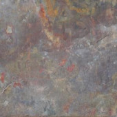 MS International 12 in. x 12 in. Peacock Gauged Slate Floor and Wall Tile