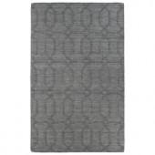 Kaleen Imprints Modern Grey 2 ft. x 3 ft. Area Rug