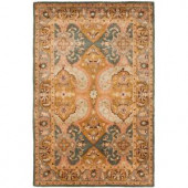 Safavieh Imperial Gold/Green 4 ft. x 6 ft. Area Rug