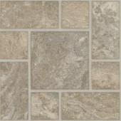 Armstrong 18 in. x 18 in. Peel and Stick Travertine Modular Beige Vinyl Tile (36 sq. ft. /Case)