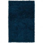 Artistic Weavers Lamoille Teal Blue 3 ft. 6 in. x 5 ft. 6 in. Area Rug