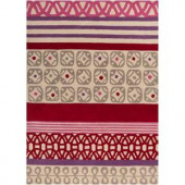 Surya Scion Blackberry 2 ft. x 3 ft. Contemporary Accent Rug