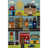 Momeni Caprice Collection Town 3 ft. x 5 ft. Area Rug