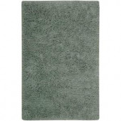 Nourison Coral Reef Aqua 3 ft. 6 in. x 5 ft. 6 in. Area Rug