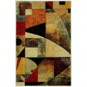 Mohawk Magician Multi 2 ft. 6 in. x 3 ft. 10 in. Accent Rug