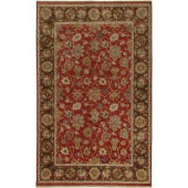 Artistic Weavers Martinic Red 9 ft. x 13 ft. Area Rug