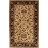 Artistic Weavers Neligh Gold Wool 2 ft. x 3 ft. Area Rug
