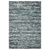 Kas Rugs Casual Chic Blue 3 ft. 3 in. x 5 ft. 3 in. Area Rug