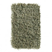 Home Decorators Collection Ultimate Shag Olive 9 ft. x 12 ft. Area Rug