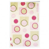 Kas Rugs Pretty in Pink Pink 2 ft. x 3 ft. Area Rug