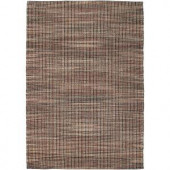 LR Resources Brookside Soho Natural 5 ft. x 7 ft. 9 in. Eco-friendly Indoor Area Rug