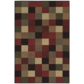 Mohawk Malone Multicolor 2 ft. 6 in. x 3 ft. 10 in. Accent Rug