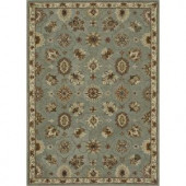 Loloi Rugs Fairfield Life Style Collection Aqua 7 ft. 6 in. x 9 ft. 6 in. Area Rug