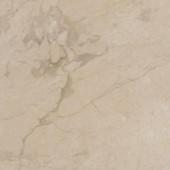 TrafficMASTER Allure Ultra Carrara Cream Resilient Vinyl Flooring - 4 in. x 7 in. Take Home Sample