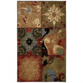 Mohawk Kaleidoscope Panel Multi 2 ft. 6 in. x 3 ft. 10 in. Accent Rug