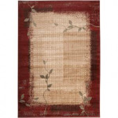 Artistic Weavers Dallas Red 2 ft. x 3 ft. Accent Rug