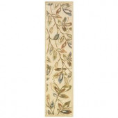 Legacy Autumn Brown 1 ft. 10 in. x 7 ft. 6 in. Runner