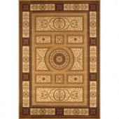 Home Dynamix Empire Gold 5 ft. 2 in. x 7 ft. 6 in. Area Rug