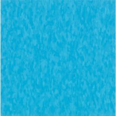 Armstrong Imperial Texture VCT 12 in. x 12 in. Bikini Blue Commercial Vinyl Tile (45 sq. ft. / case)