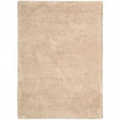 Nourison Rug Boutique Circles Beige 7 ft. 3 in. x 9 ft. 3 in. Area Rug